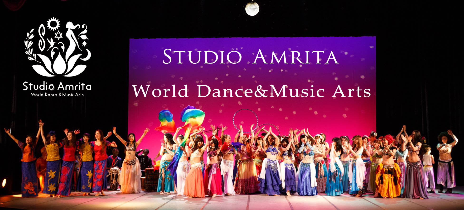 Amrita World Dance&Music Arts/Yoga Studio